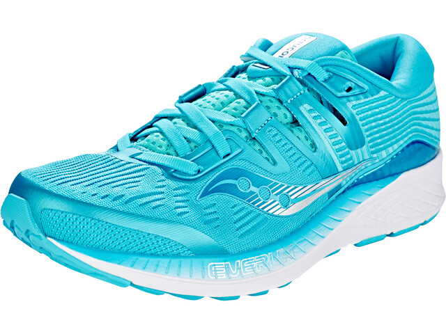4dbd1786690 saucony Ride ISO - Chaussures running Femme - turquoise - Boutique ...